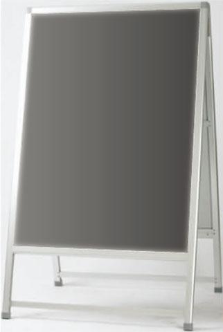 看板用黒板両面