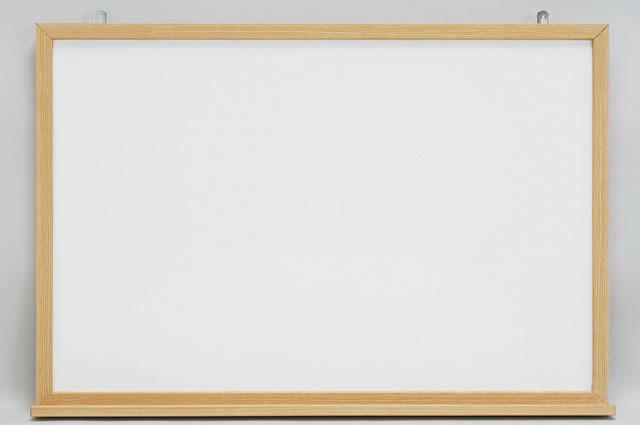 木目枠ホワイトボード