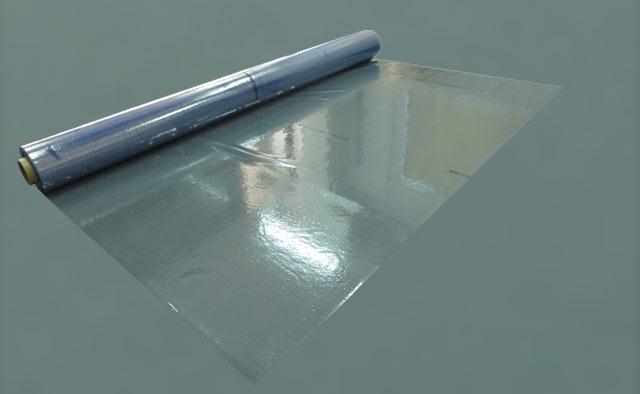 透明の塩ビシート 防災品 0.3mm厚(