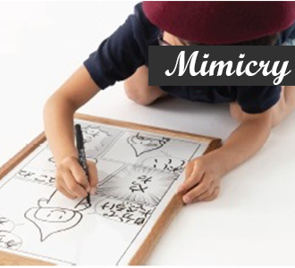 ミミクリホワイトボード mimicry whiteboard(